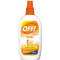 Off Repelente Spray 200 grs.