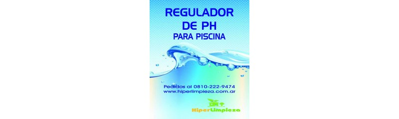 Regulador de Agua y Ph